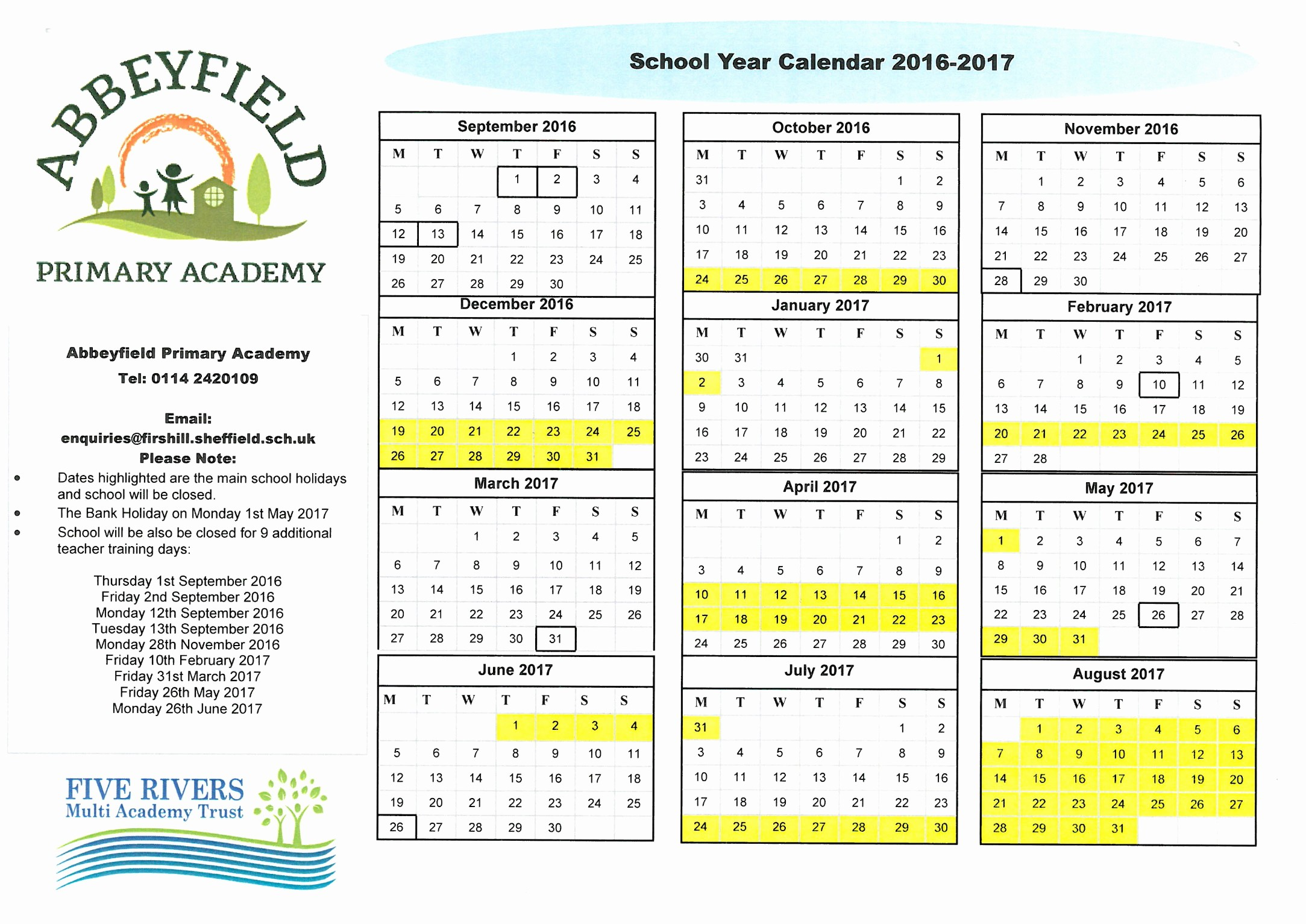 Editable Calendar 2016-17 Luxury Of Uk School Holidays Happy Easter Day