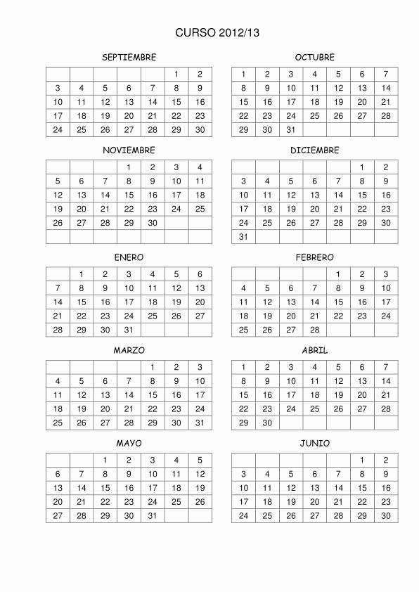 Editable Calendar 2016-17 New Cuaderno De Trabajo Memonotas Planificadores Semanales