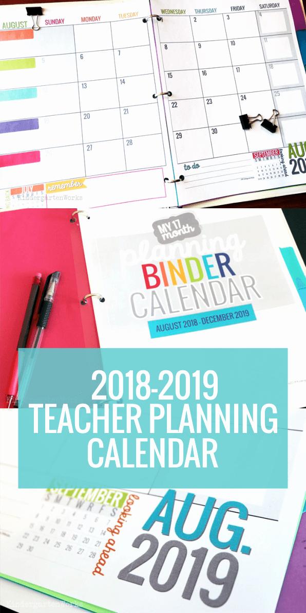 Editable Calendar 2017-2018 Fresh Printable 2017 2018 Calendar Template