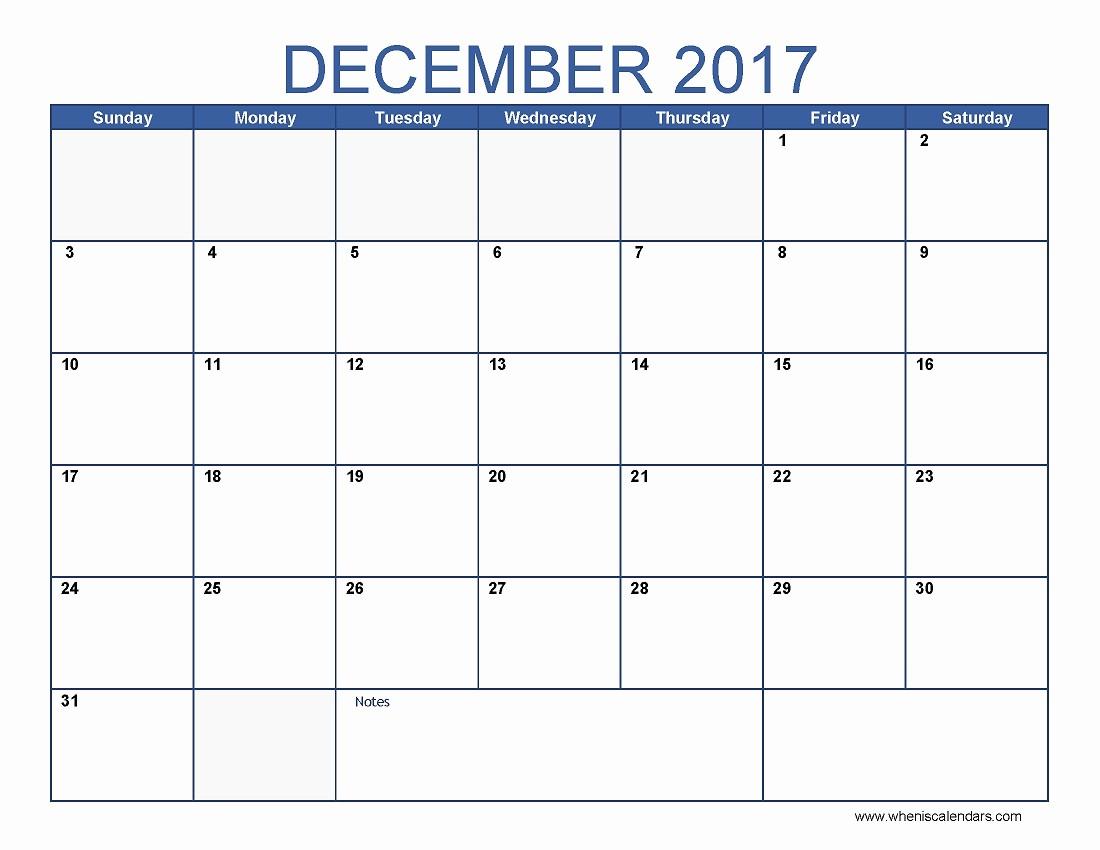 Editable Calendar 2017-2018 Inspirational December 2017 Calendar Editable