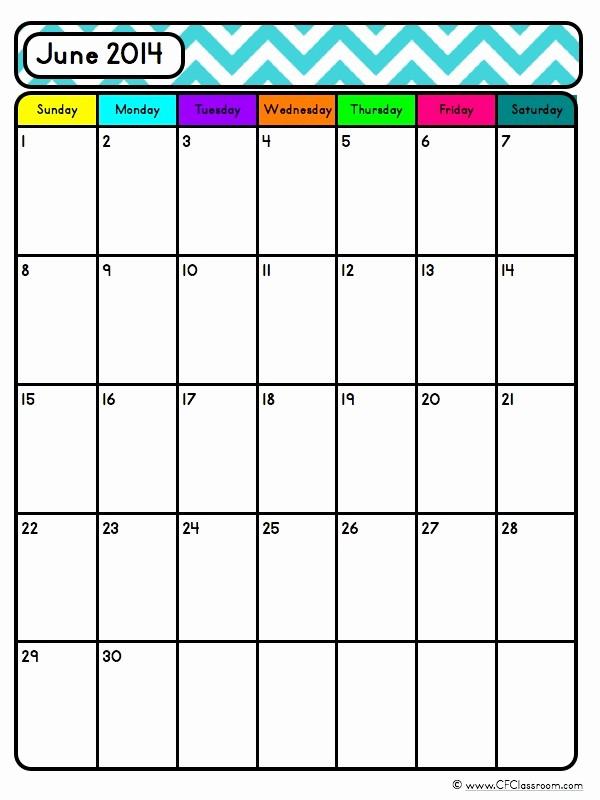 Editable Calendar 2017-2018 New Editable Calendar 2017 2018 Teaching Resources Teachers