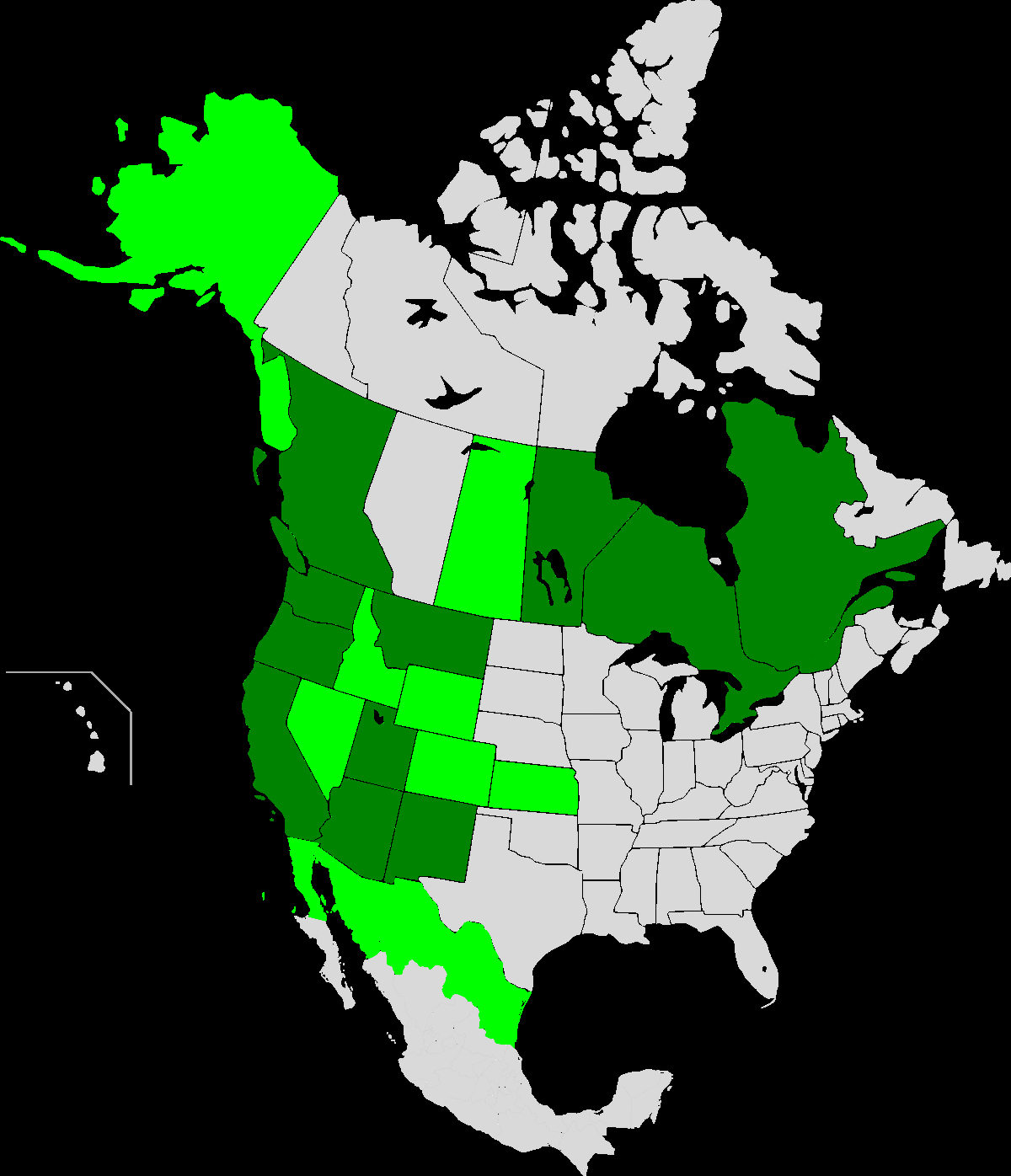 Editable Maps Of north America Awesome Western Climate Initiative