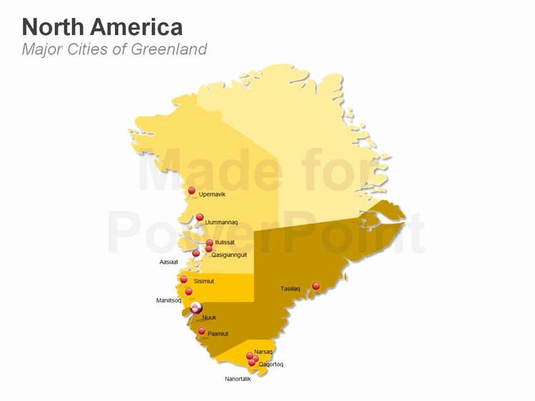 Editable Maps Of north America Best Of south asia north America Uk and Ireland Powerpoint Maps