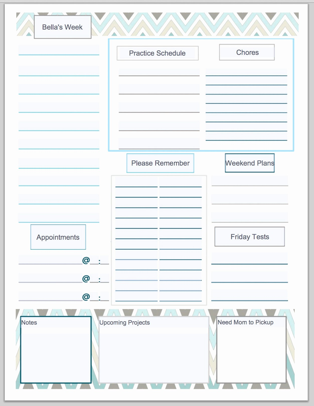 Editable to Do List Template Awesome Editable to Do List Template Portablegasgrillweber