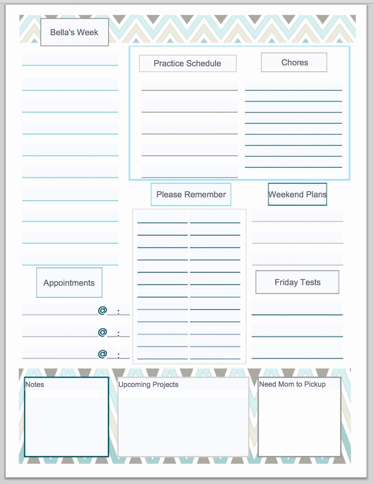 Editable to Do List Template Awesome Editable to Do List Template Portablegasgrillweber