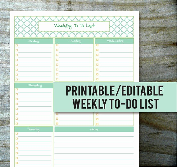 Editable to Do List Template Fresh 8 Best Of Printable to Do List Business Free