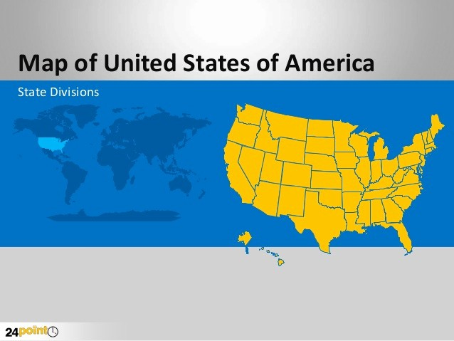 Editable Us Map for Ppt Elegant How to Use Effective Ppt Template for Usa Map