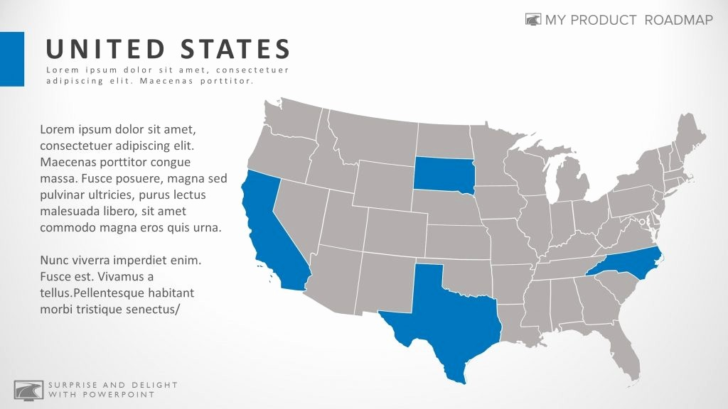 Editable Us State Map Powerpoint Fresh Free Editable Us Map Powerpoint Template Lorgprintmakers