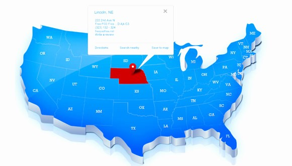 Editable Us State Map Powerpoint Inspirational Free Us Map Template for Shop