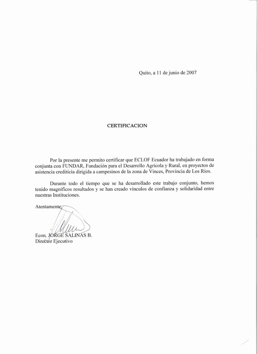 Ejemplo De Carta De Referencias Fresh Carta Referencias Personales