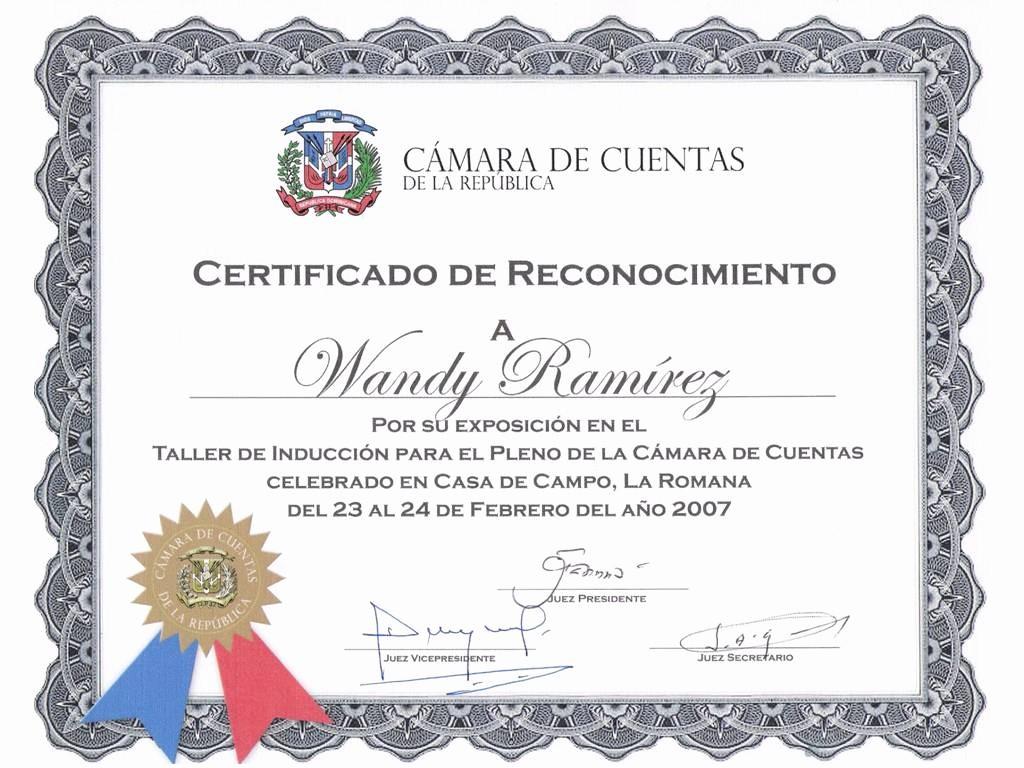 Ejemplo De Certificado De Reconocimiento Lovely Casos & Exitos Wrv&co Int L Strategy Group