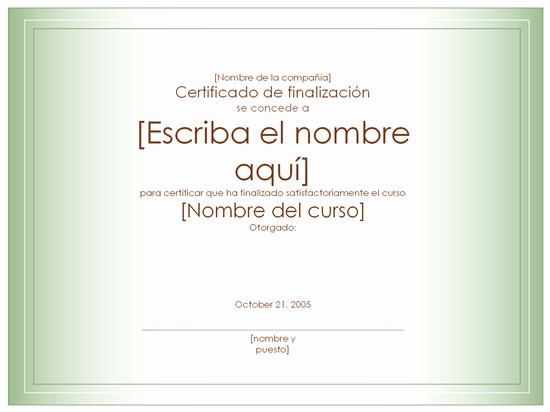 Ejemplo De Certificado De Reconocimiento Luxury formato De Diploma