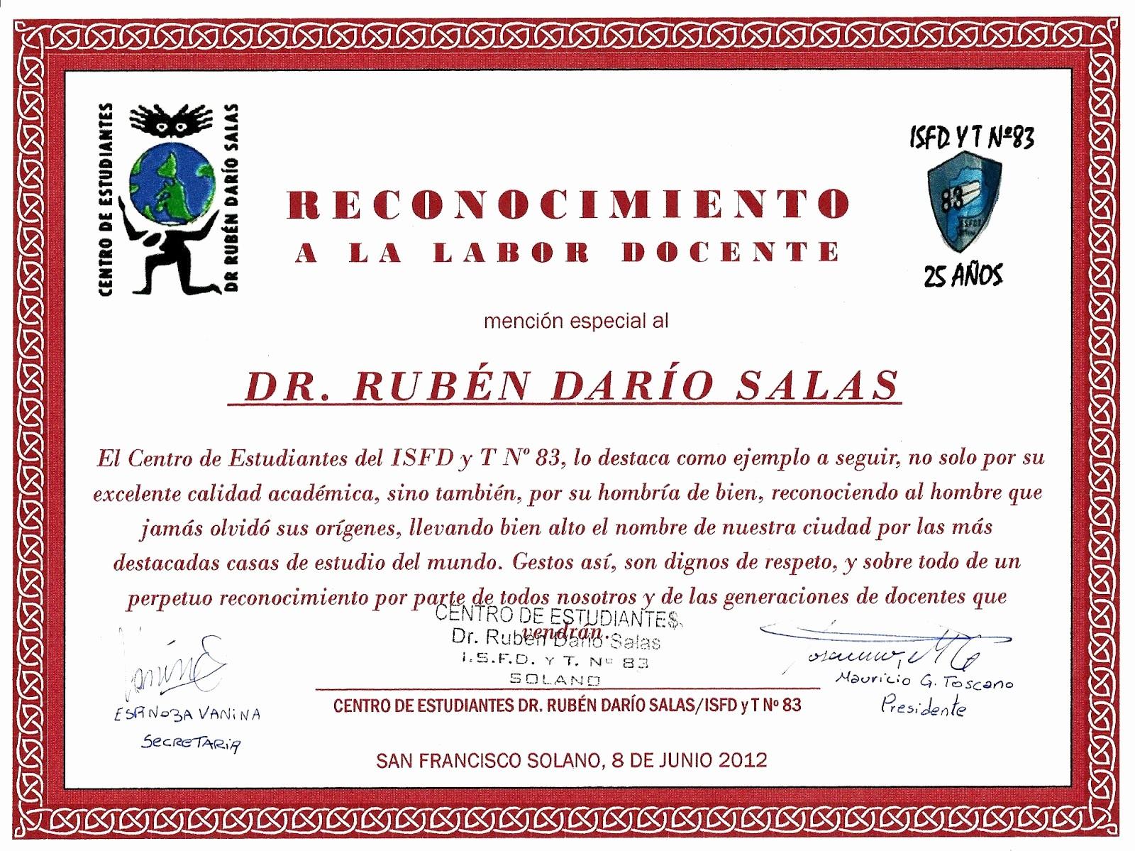 Ejemplo De Certificados De Reconocimiento Best Of Diplomas De Reconocimiento