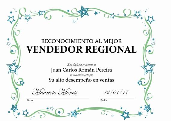 Ejemplo De Certificados De Reconocimiento Luxury Ejemplos De Reconocimientos