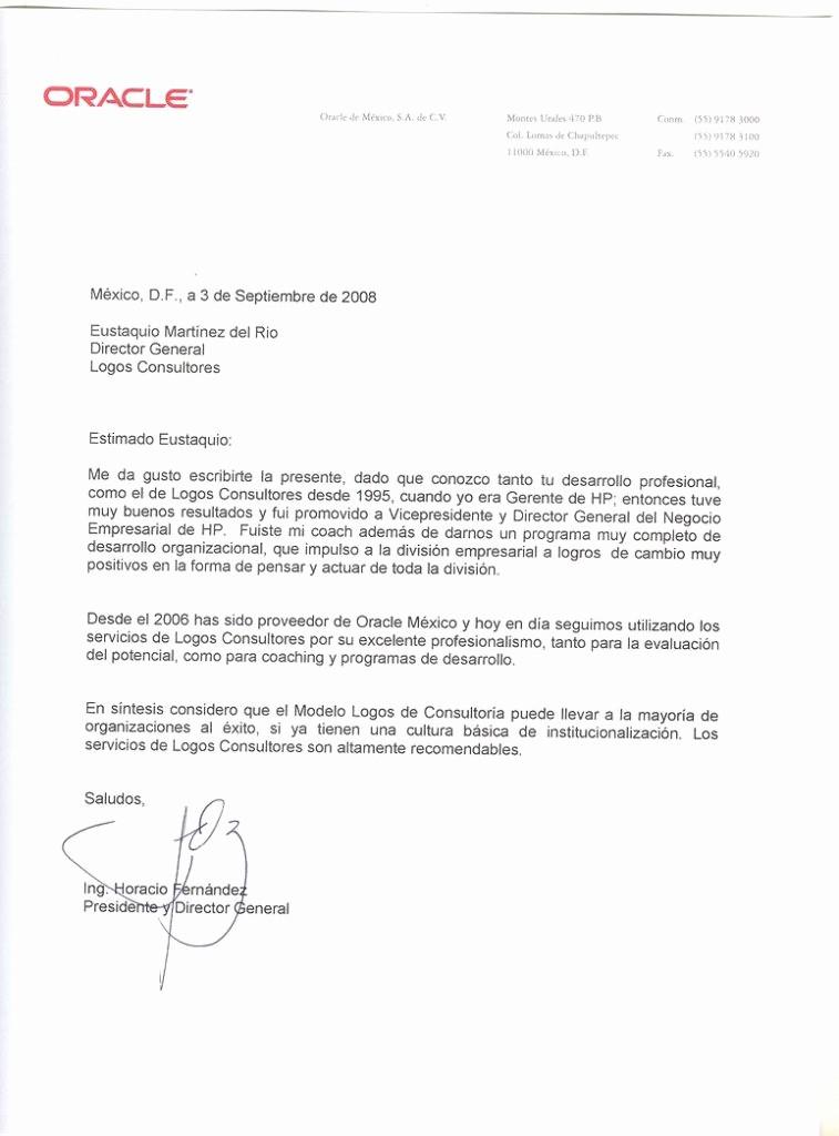 Ejemplos De Carta De Recomendacion Luxury Carta De Re Endación ¡partes Estructura Y Ejemplos 2018