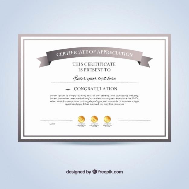 Ejemplos De Certificados De Reconocimiento Inspirational Plantilla De Certificado De Reconocimiento