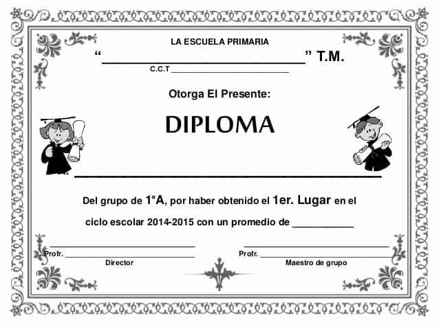 Ejemplos De Certificados De Reconocimiento Unique Diplomas O Reconocimientos Consultoria Publicitaria