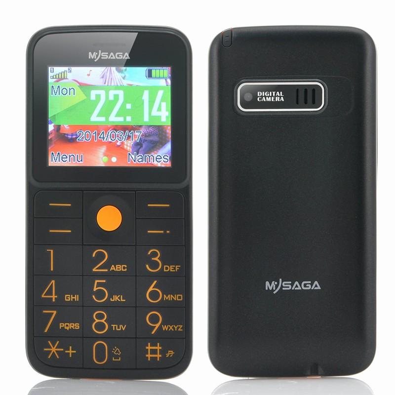 Electronic Address Book for Seniors Awesome Mysaga D1 Senior Citizen Phone Dual Sim Fm Radio Led
