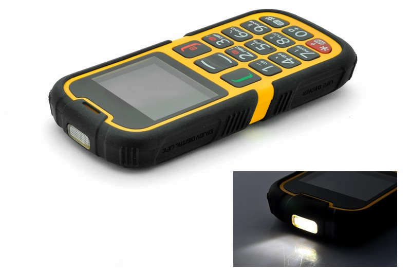 Electronic Address Book for Seniors Elegant Rugged Senior Citizen Phone Dual Sim Quad Band