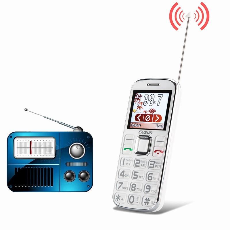Electronic Address Book for Seniors Fresh Gusun F10 Dual Sim Senior Citizen Phone Quad Band 2 Inch