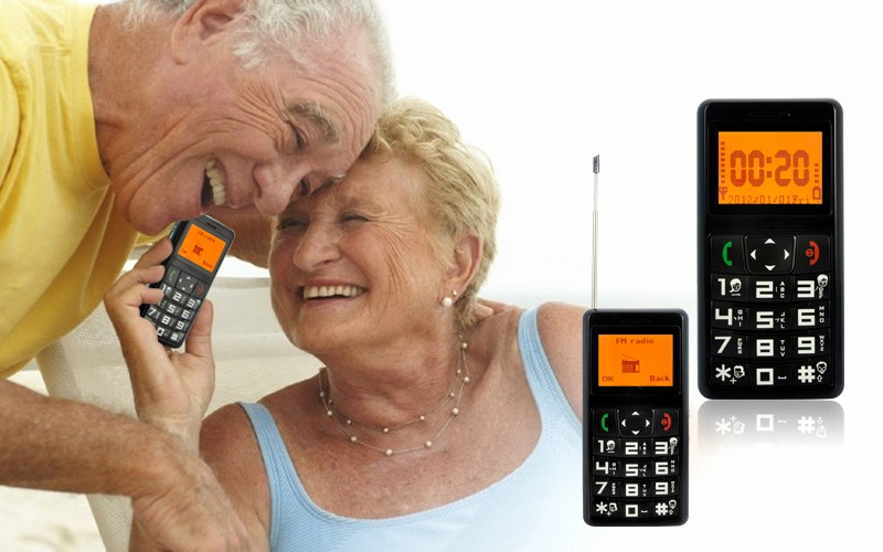 Electronic Address Book for Seniors Lovely Quadband Senior Citizen Cell Phone with Gps Tracking