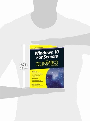 Electronic Address Book for Seniors New Windows 10 for Seniors for Dummies at Shop Ireland