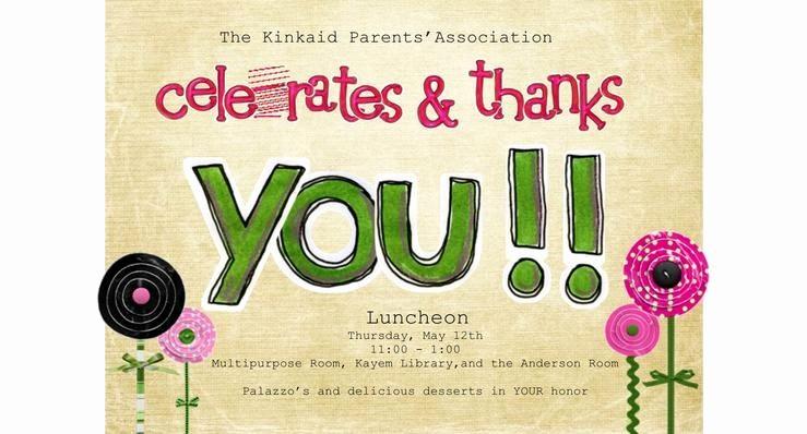 Employee Appreciation Day Flyer Template Elegant Luncheon Invitations for Teachers