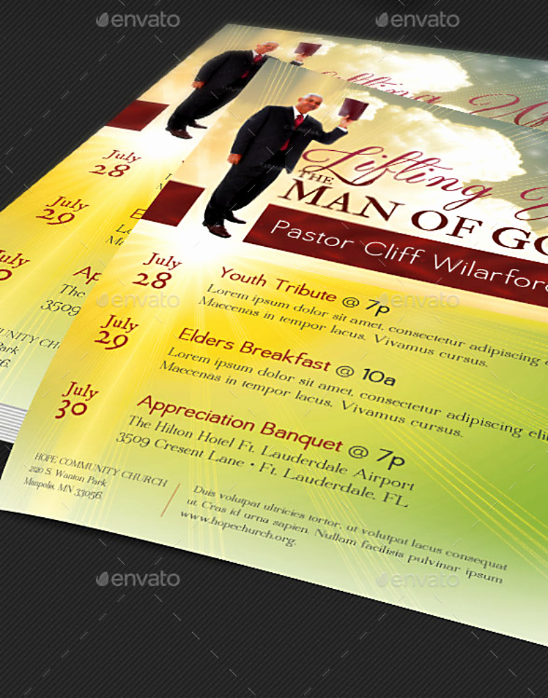 Employee Appreciation Day Flyer Template Fresh 14 Appreciation Flyer Designs & Templates Psd Ai