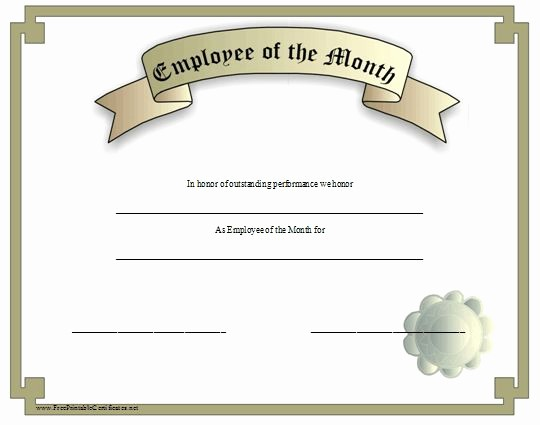Employee Award Certificate Templates Free Best Of 10 Best Images About Clip Art On Pinterest