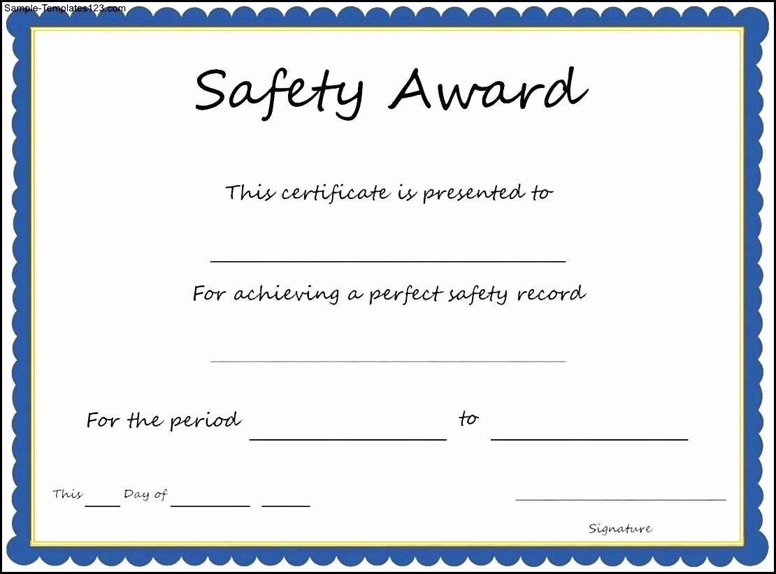 Employee Award Certificate Templates Free Luxury Template Best Employee Award Certificate Template