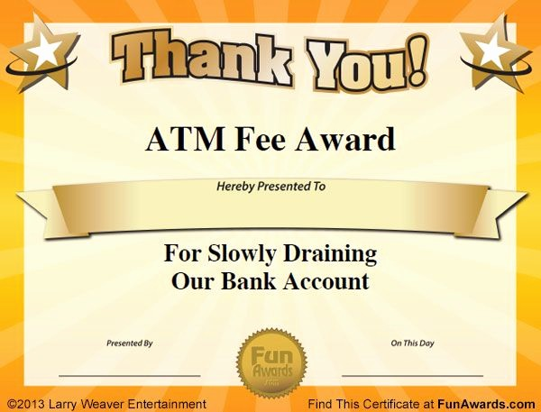Employee Award Certificates Templates Free Awesome 17 Best Ideas About Funny Certificates On Pinterest