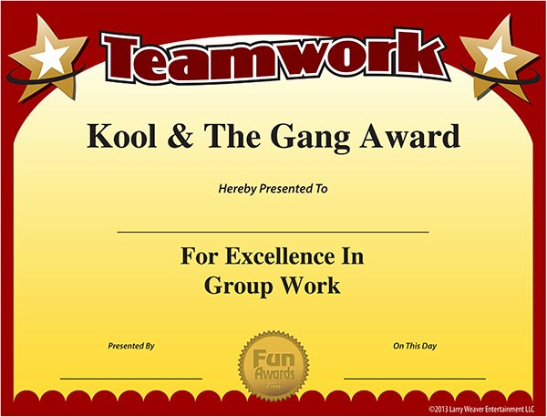 Employee Award Certificates Templates Free Inspirational 4 Best Of Funny Printable Certificates Free