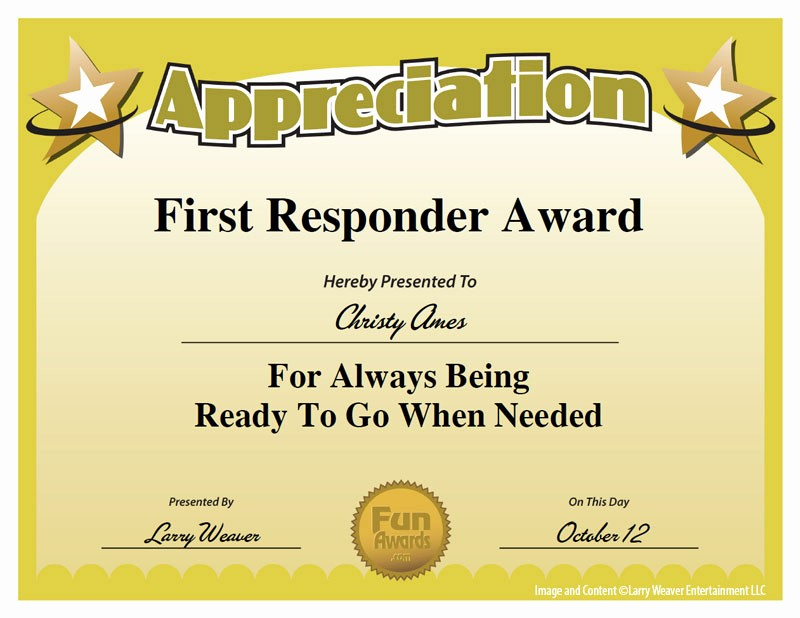 Employee Award Certificates Templates Free Lovely 15 Funny Employee Awards Ideas Free