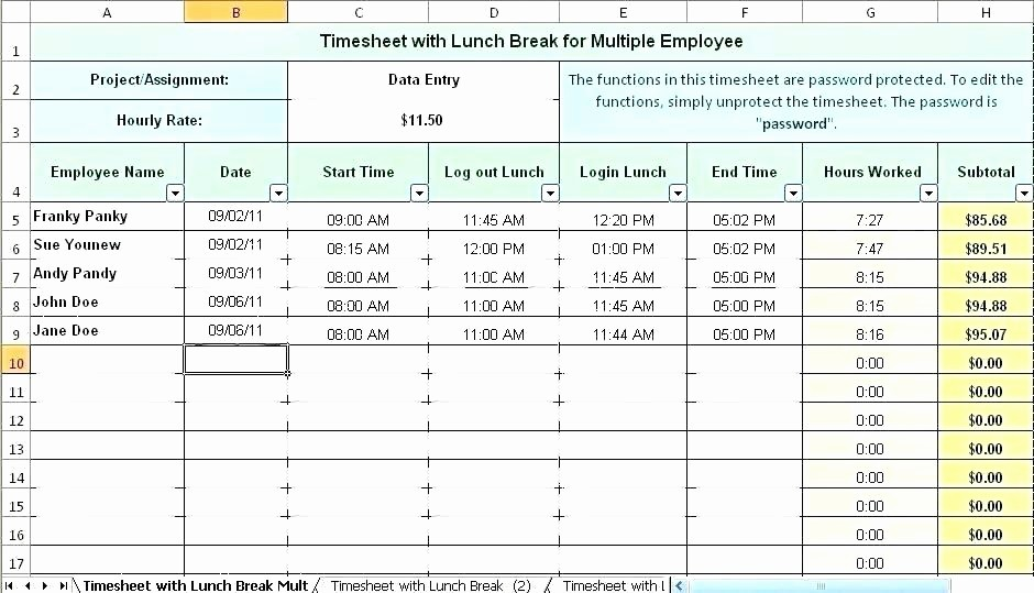 Employee Lunch Break Schedule Template Awesome Lunch Schedule Template Free Word Documents Download Bell