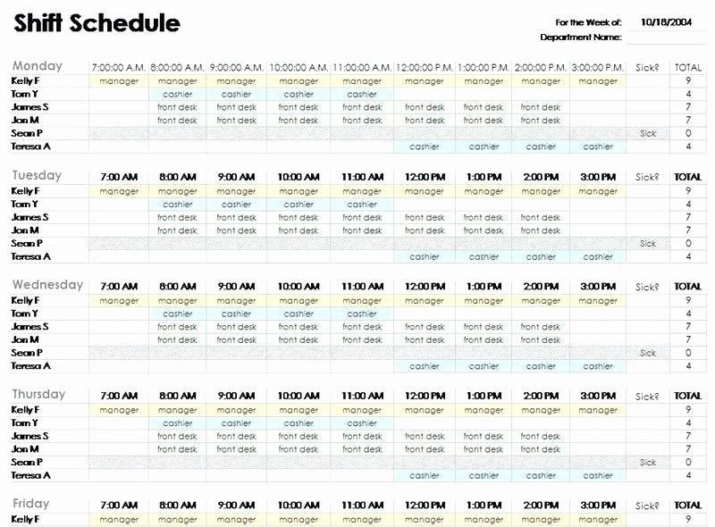 Employee Lunch Break Schedule Template Best Of 8 Lunch Schedule Templates Sample Examples Free Premium
