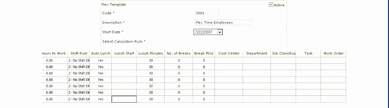 Employee Lunch Break Schedule Template Elegant Employee Lunch Break Schedule Template – Energycorridor