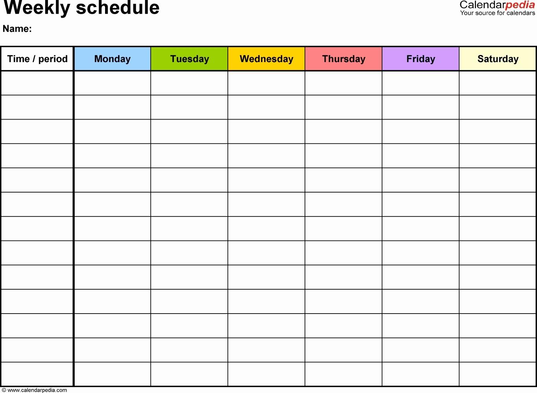 Employee Lunch Break Schedule Template Elegant Employee Lunch Break Schedule Template