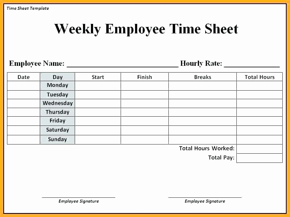 Employee Lunch Break Schedule Template Fresh Lunch Break Schedule Template and Employee – Chaseevents