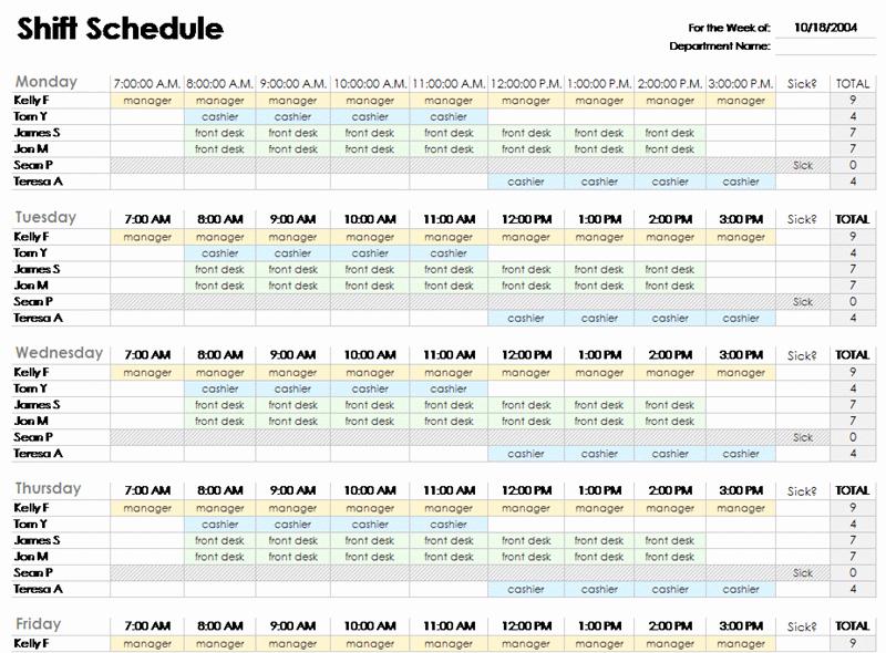 Employee Lunch Break Schedule Template Luxury Related Keywords & Suggestions for Lunch Break Schedule