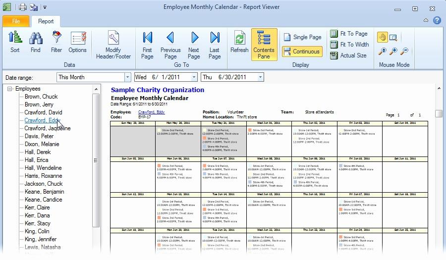 Employee Monthly Work Schedule Template New Monthly Employee Schedule Template Excel Schedule