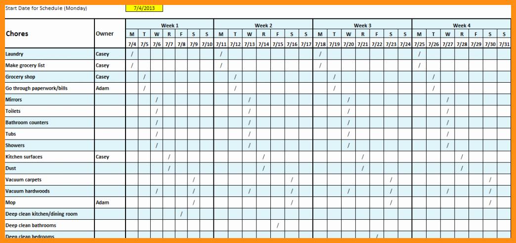 Employee Monthly Work Schedule Template New Monthly Employee Schedule Template