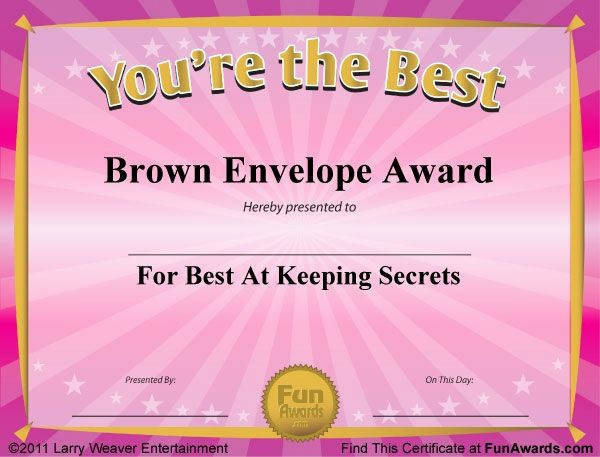 Employee Of the Day Certificate Awesome 10 Best Images About Free Printable Certificates On