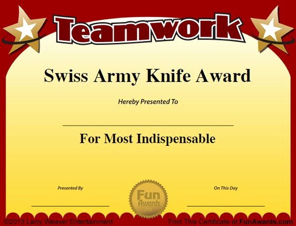 Employee Of the Day Certificate Awesome 16 Best Images About Funny Employee Awards On Pinterest