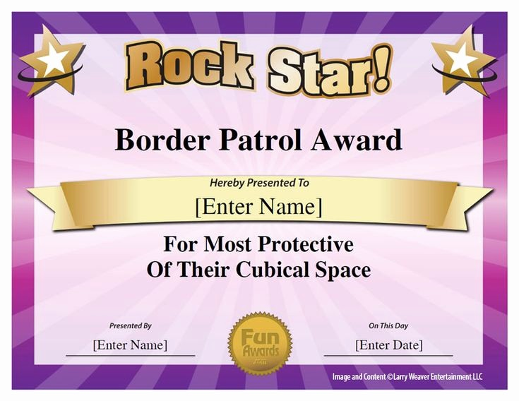 Employee Of the Day Certificate Inspirational 10 Best Images About Free Printable Certificates On