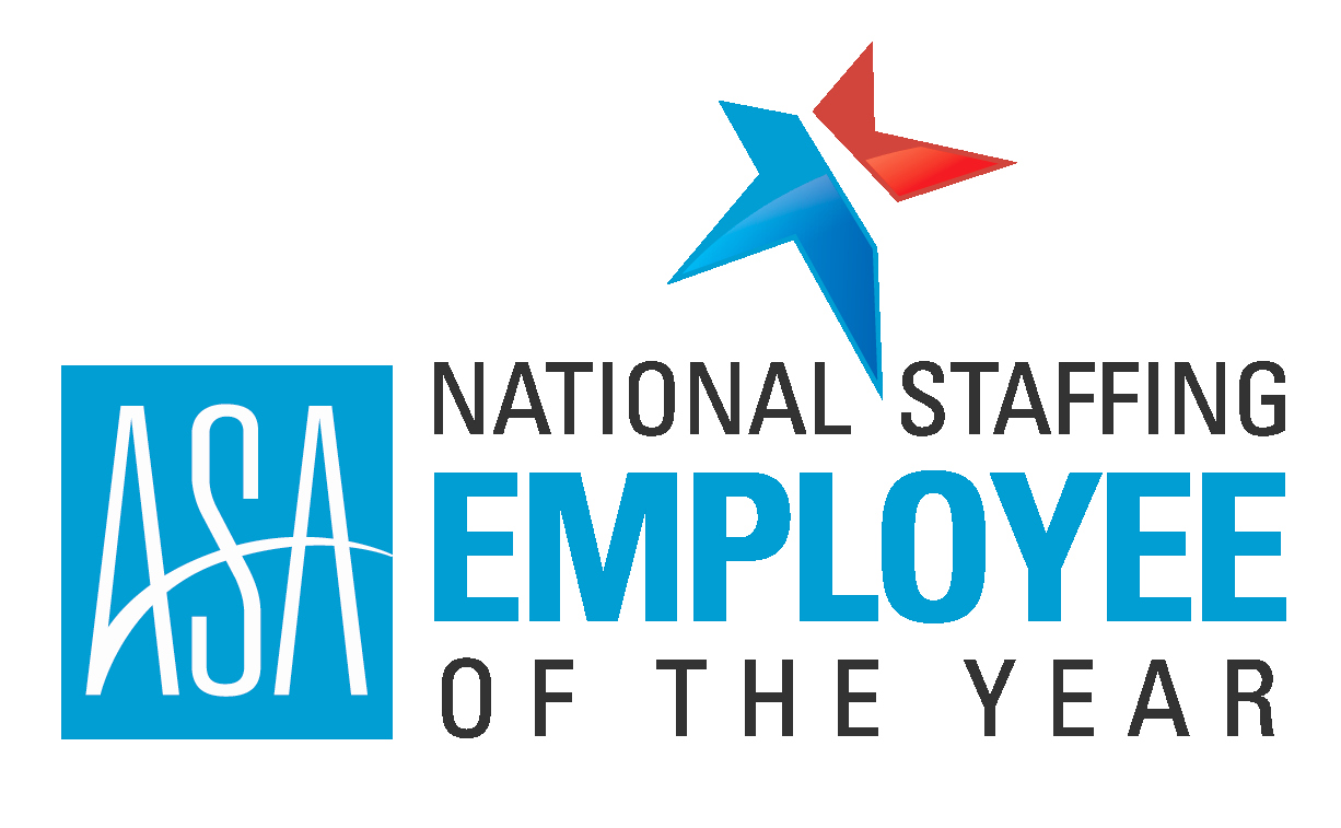 Employee Of the Day Certificate Lovely asa National Staffing Employee Of the Year