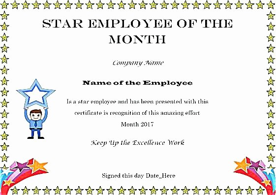 employee award diploma certificate template of pletion for kids the day appreciation certificates p