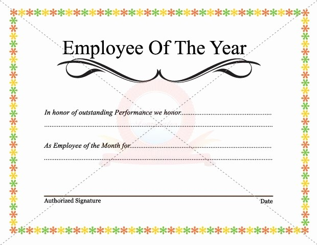Employee Of the Day Certificate New Best 25 Employee Awards Ideas On Pinterest