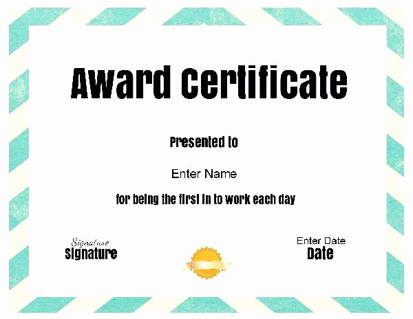 Employee Of the Day Certificate New Employee the Day Certificate Appreciation Certificates