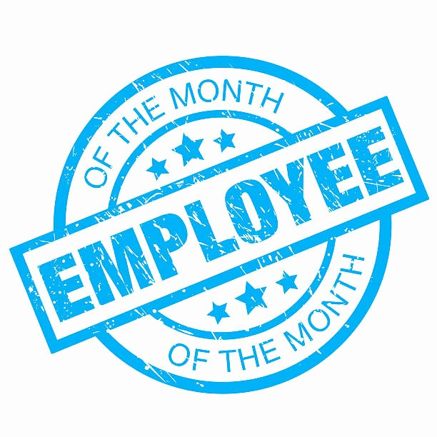 Employee Of the Month Free Beautiful Royalty Free Employee the Month Clip Art Vector