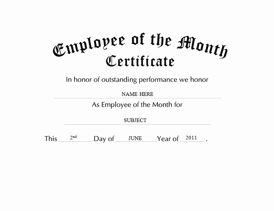 Employee Of the Year Certificates Beautiful Geographics Certificates